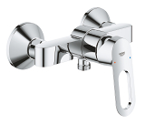 BauLoop Single-lever shower mixer 23634 000