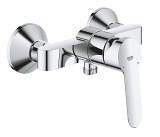 BauEdge Single-lever shower mixer 23636 000