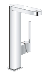 GROHE Plus Einhand-Waschtischbatterie mit digitalem Display, 1/2
