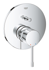 GROHE Essence Single-lever mixer with 2-way diverter 24058 001