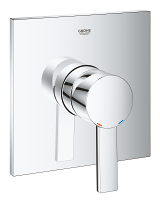 Allure Single-lever shower mixer trim 24069 000