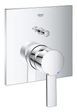 Allure Single-lever mixer with 2-way diverter 24070 000