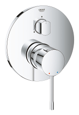 GROHE Essence Single-lever mixer with 3-way diverter 24092 001
