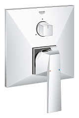 Allure Brilliant Single-lever mixer with 3-way diverter 24099 000