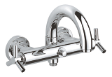 Atrio Bath / shower mixer 1/2