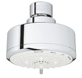 New Tempesta Cosmopolitan 100 Shower Head 4 Sprays 26043 001