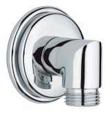 Sinfonia Shower outlet elbow, 1/2
