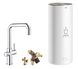 GROHE Red Duo Robinet et chauffe-eau taille L 30144 001