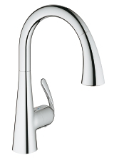 Single-lever sink mixer 1/2