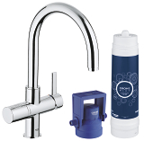 GROHE Blue UltraSafe Pure Starter kit 31328 001