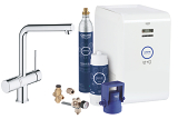 GROHE Blue Minta Professional Starter Kit 31347 002