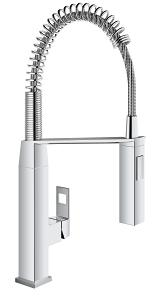 Eurocube Single-Handle Kitchen Faucet 31401 000
