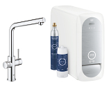 GROHE Blue Home Starter kit caño en L 31454 000