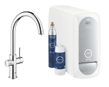 GROHE Blue Home Starter kit caño en C 31455 000