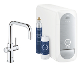GROHE Blue Home Starter kit caño en U 31456 000