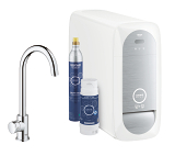 GROHE Blue Home Rubinetto per lavello  GROHE Blue Home Mono rubinetto con sistema  filtrante dell'acqua 31498 001