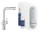 GROHE Blue Home Starter kit caño en L 31539 000