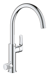 GROHE Blue Pure Eurosmart Single-lever sink mixer with filter function 31722 000