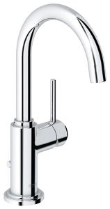 Atrio Single-lever basin mixer 1/2