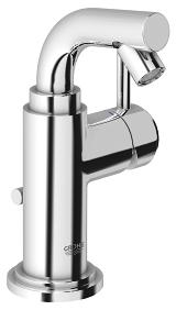 Atrio Single-lever bidet mixer 1/2