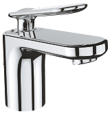Veris Single-lever basin mixer 1/2