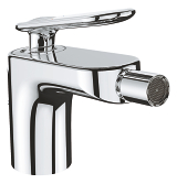 Veris Single-lever bidet mixer 1/2
