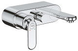 Veris Single-lever bath/shower mixer 1/2