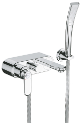 Veris Single-lever bath/shower mixer 32196 000