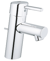 Concetto Single-lever basin mixer 1/2