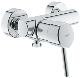 Concetto Single-lever shower mixer 1/2