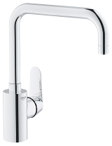 Eurodisc Cosmopolitan Single-lever sink mixer 1/2
