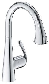 Zedra Single-lever sink mixer 1/2