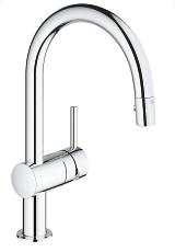 Minta Single-Handle Kitchen Faucet 31378 000