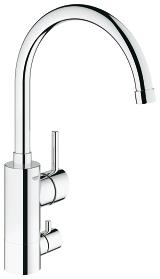 Concetto Single-lever sink mixer 1/2