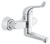 Euroeco Single Sequential Single-lever basin mixer 1/2