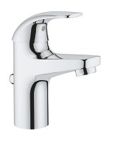 GROHE BauCurve Single-lever basin mixer 1/2