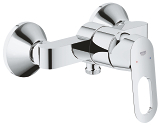 BauLoop Single-lever shower mixer 32816 000