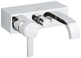Allure Single-lever bath/shower mixer 32826 000