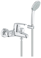Eurodisc Cosmopolitan Single-lever bath/shower mixer 33395 002