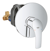 Eurosmart Single-lever shower mixer 33556 002