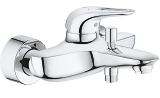 Eurostyle Single-lever bath mixer 1/2