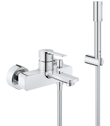 Lineare Single-lever bath mixer 1/2