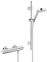 Grohtherm 3000 Cosmopolitan Thermostatic shower mixer 1/2