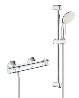 Grohtherm 800 Thermostatic shower mixer 1/2