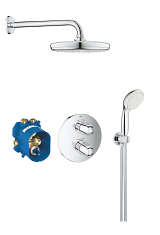 Grohtherm 1000 Perfect Shower Set Tempesta 34614 001