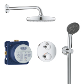 Precision Trend Perfect shower set met Vitalio Start 210 34733 002