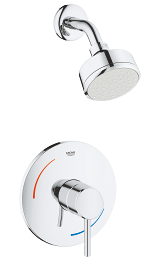 Concetto Shower Combination 35075 10A