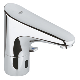 Europlus E Infra-red electronic basin mixer 1/2