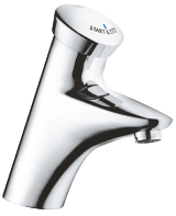 Eurodisc SE Self-closing basin tap 1/2