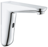 Euroeco Cosmopolitan E Infra-red electronic wall basin tap without mixing device 36274 000
